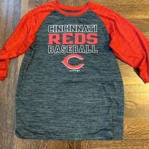 Women's Cincinnati Reds Baseball T-Shirt
